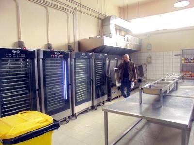 IFF factory Indoor